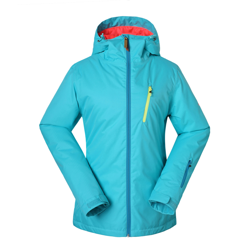 Prix pour Nouvelle Marque Gsou SNOW femmes de Snowboard ski veste Dames imperméable respirant manteau sports de Plein Air Épais Chaud thermique usure