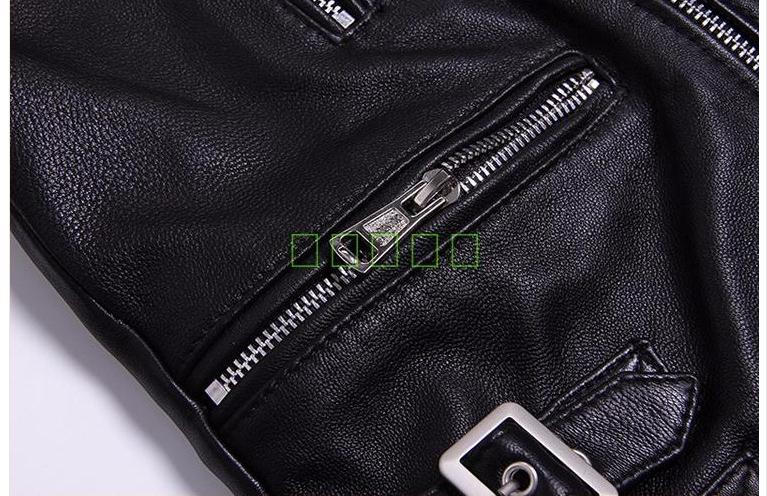 HTB17HUVhTCWBKNjSZFtq6yC3FXaH Moto biker style,Plus size Brand soft sheepskin leather Jackets,mens genuine Leather jacket, motorbiker slim coat