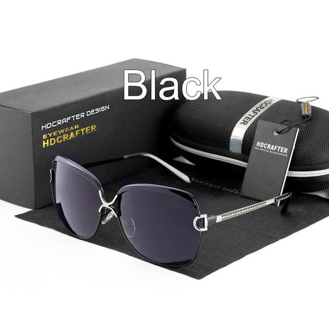 Reven E016 Moda Polarized UV400 Óculos de Sol de Alta Qualidade Mulheres Óculos De Sol para Mulher Sunwear