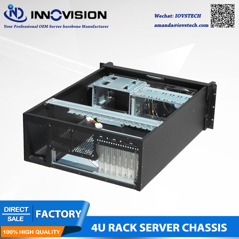 Image 4 - Industrial computer RC580 4Urack mount chassis-in Industrial Computer & Accessories from Computer & Office