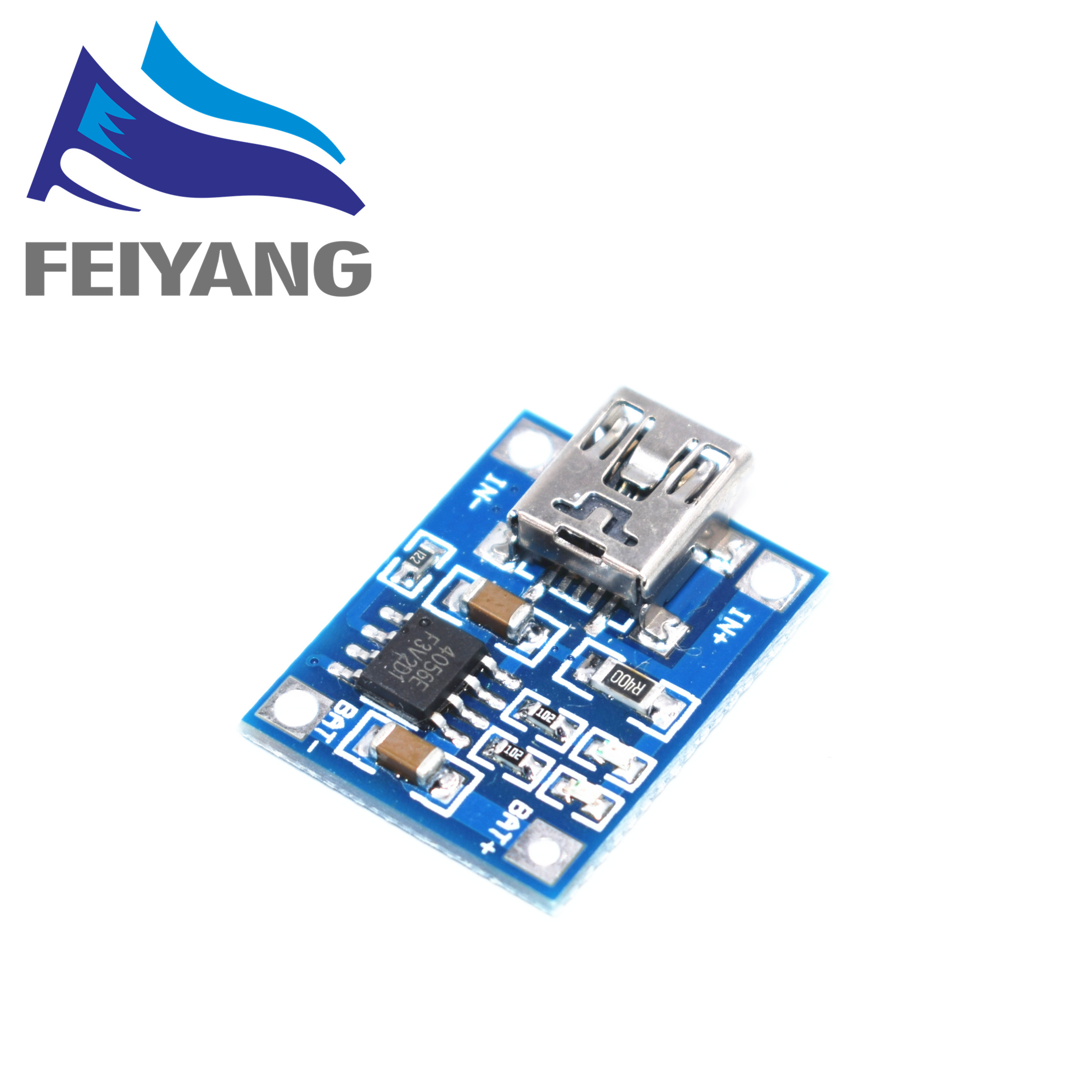 10PCS TP4056 1A Lipo Battery Charging Board Charger Module lithium battery DIY Mini USB Port