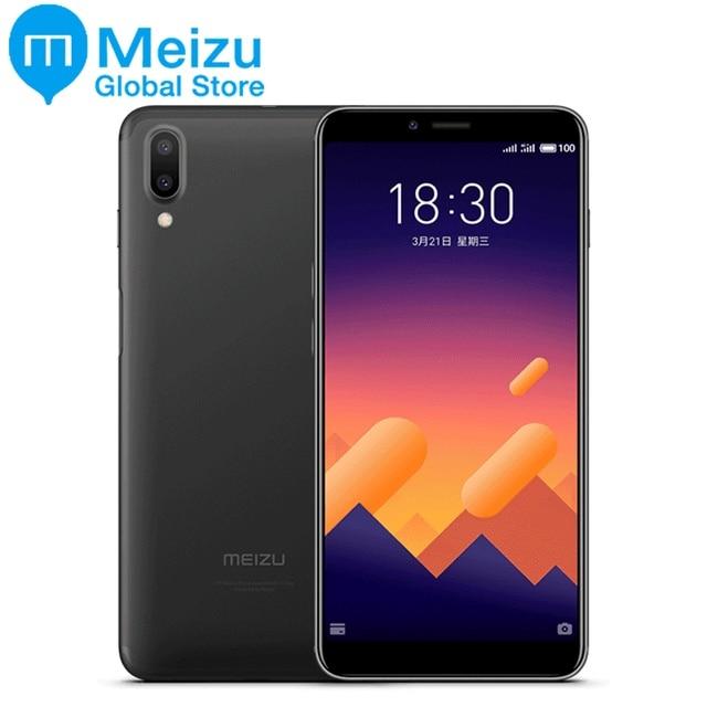 "Original Meizu E3 Snapdragon 636 6GB 64GB/128GB 5.99"" Full screen 2160x1080P 4G LTE Dual Rear Camera Smartphone Android 7.1"