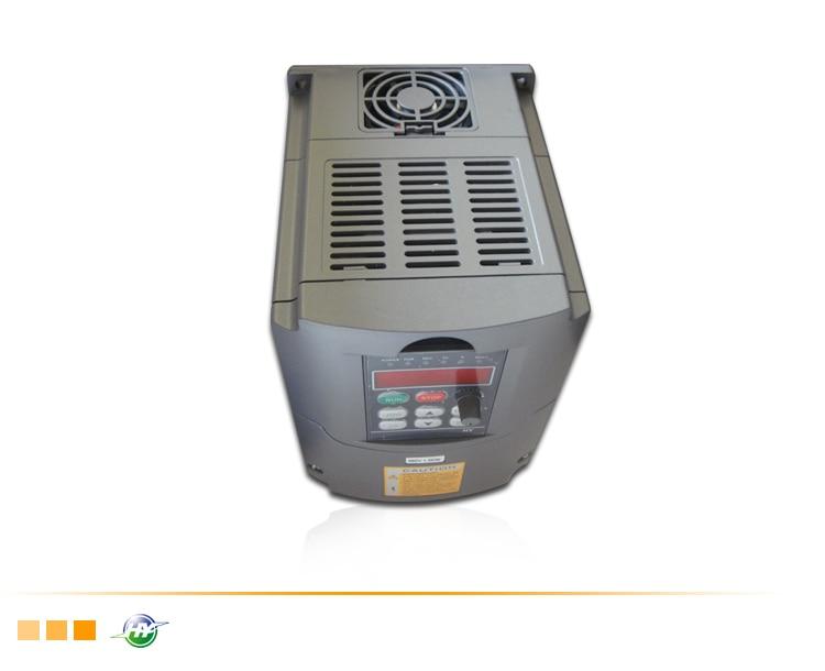 2HP 1.5KW 400HZ VFD Inverter Frequency converter 3 phase 220V input 3phase 220V output 7A for Engraving spindle motor стоимость