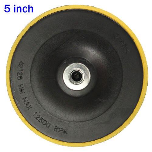 Fixmee M14 125 мм Болгарки Полировальные инструменты Шлифовальные станки Полировка капот Колеса Pad