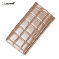 Designer Luxury Long Wallet Women Wallets Famous Brand Evening Clutch Female Bag Ladies Money Coin Women