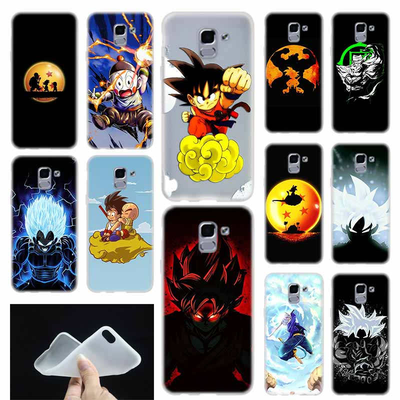Phone Bags & Cases Dragon Ball Couple Silicone Pattern Phone Case For Samsung Galaxy J3 J5 J7 2015 2016 2017 Cover For Samsung J530 Back Coque