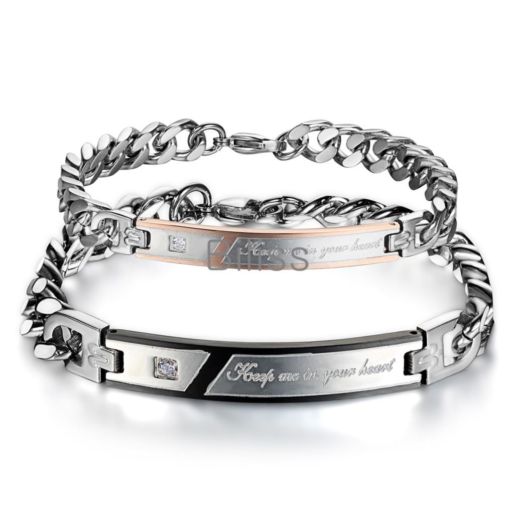 Popular Romantic Couples Bracelets-Buy Cheap Romantic Couples ...