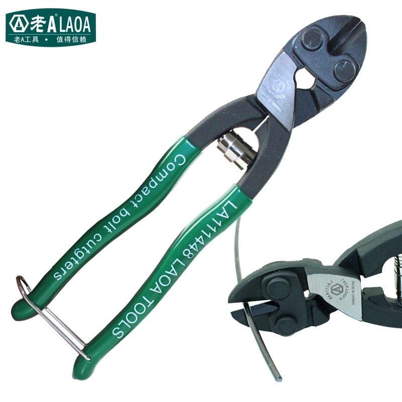 LAOA 8 Zoll Cr Moly Draht cutter Qualität Mini Schneider ...