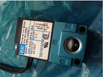 MAC  solenoid valve 35A-AAA-DFFA-1BA MAC high frequency valve marking machine dispensing valve DC24V MADE IN  USA oven parts rice cooker machine assemble valve with 3v solenoid valve