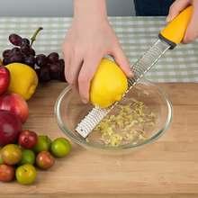 Высококачественная классическая измельчитель лимона из нержавеющей