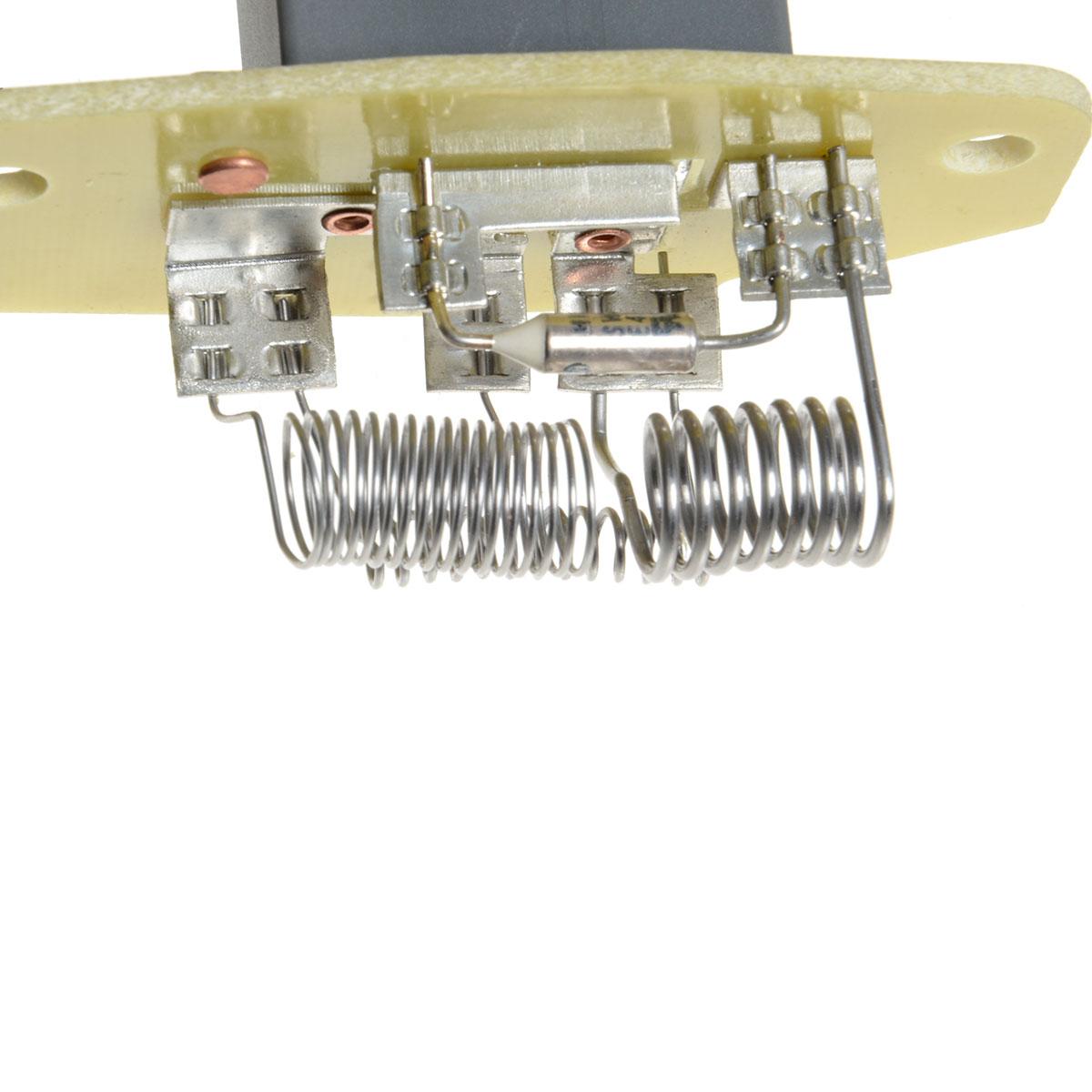 Blower Motor Resistor for Ford E-150 E-250 F-150 F-250 F-350 F-450 B2300 Navajo
