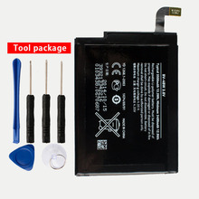 Original High Capacity BV-4BW Phone Battery For Nokia Lumia 1520 все цены