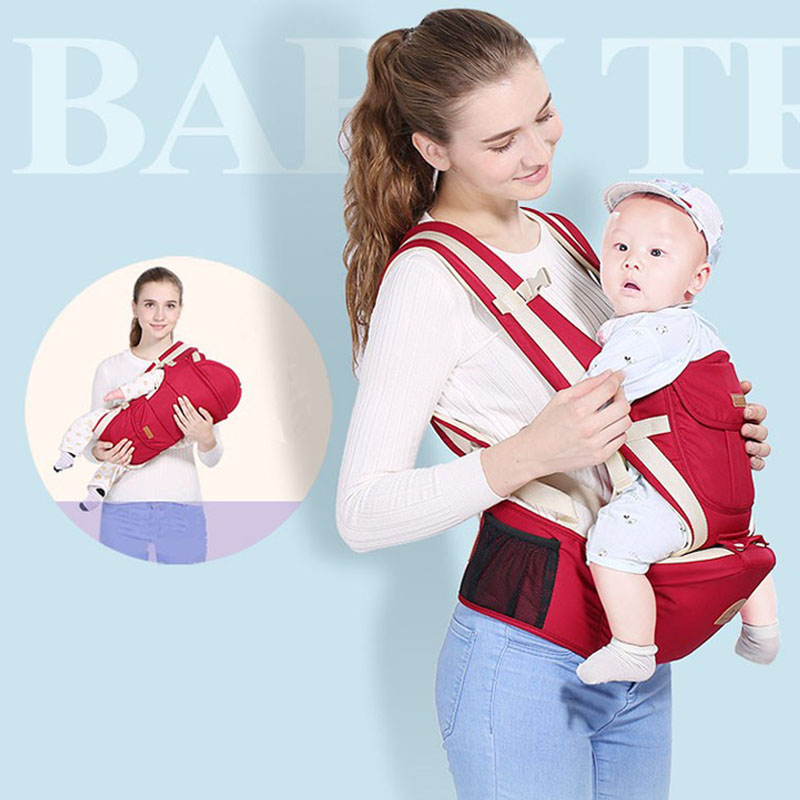 3 36 months font b best b font baby carrier for new born Ergonomic 360 infant