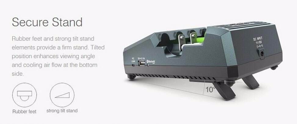 Original véritable SKYRC MC3000 universel chargeur de batterie analyseur IPHONE/ANDROID APP - 2