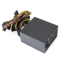 1600W Miner Power Supply Computer PC BTC Power Supply For ATX Mining Machine Bitcoin Miners Support