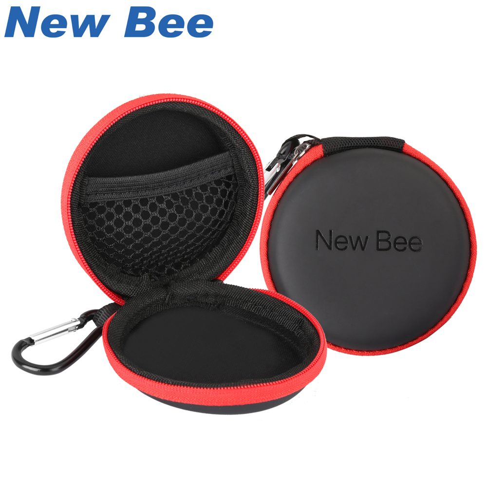 New Bee Fashion Portable Earphones Case Bluetooth Earbuds Bag High Quality PU Headset Box for Apple Airpods HeadphonesNew Bee Fashion Portable Earphones Case Bluetooth Earbuds Bag High Quality PU Headset Box for Apple Airpods Headphones
