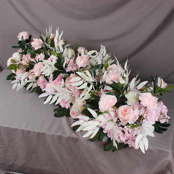 Angela flower Artificial & Dried Flowers Pink C