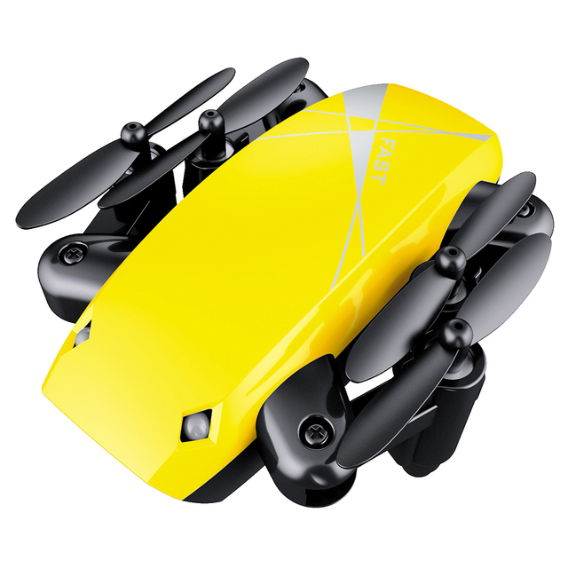 S9 S9W S9HW Foldable Wifi RC Mini Drone Helicopter With HD Camera 5