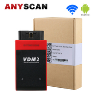 2017 Newly UCANDAS VDM II WIFI Universal Car Diagnostic Tool VDM 2 V3.9 Update Online Support Android System Auto Scanner VDM2