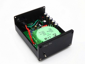 Breeze Audio 25W Linear Power Supply Regulated power supply Refer to STUDER900 support 5V/ or 9V/ or12V/ 24V Output for DAC