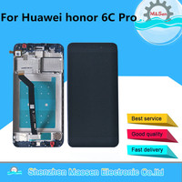 Original M&Sen For 5.2 Huawei Honor 6C Pro LCD Screen display+touch panel Digitizer with frame Honor 6C Pro JMM L22 display