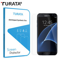 TURARA Protective Film For Samsung Galaxy S7 0 3mm Ultra Thin HD Toughened 3D Premium Tempered
