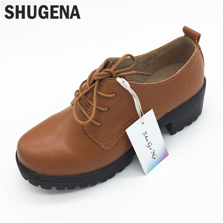 C51 High quality cowhide women flats spring autumn genuine leather flat shoes comfortable lace up casual shoes high quality 4cm platforms full grain genuine leather flat casual shoes women 2016 white hollow out lace up fashion autumn flats