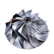 Billet Upgrade Compressor Wheel TO*OTA 1KD Hilux 3.0L D-4D (42.87/62 mm) 11+0 # 405-99011-010