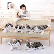 4 Styles 30cm Cat Plush Toys Chi Chi's Cat Stuffed Doll Soft Animal Dolls Cheese Cat Stuffed Toys Dolls Pillow Cushion For Kids