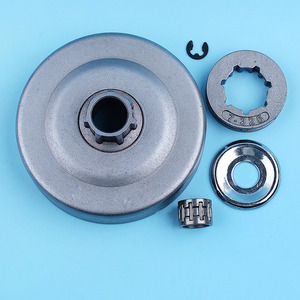 """Image 5 - .325"""" 7T Clutch Drum Washer Rim Sprocket Set For Stihl MS270 MS280 MS271 MS281 MS291 MS 270 280 Chainsaw Replacement Part"""