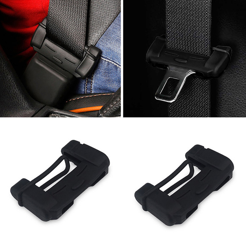 US $4 61 35% OFF|Car Seat Belt Buckle Cover For Honda civic accord crv fit  jazz dio city hornet hrv Subaru Forester Impreza Outback Legacy XV WRX-in