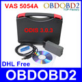 DHL Free VAS 5054A ODIS 3.0.3 Bluetooth Version VAS 5054 A Car Diagnostic Tool For VW Seat Skoda Bentley VAS5054A VAG Scanner