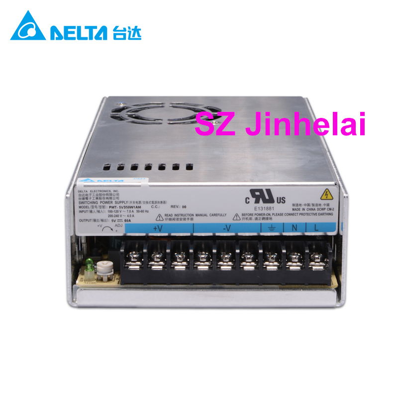 DELTA PMT-5V350W1AM  Authentic original Switching power supply  60A  350W
