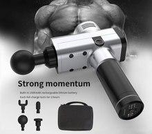 Beard fascia gun muscle relaxer thin legs electric shock grab massage fitness
