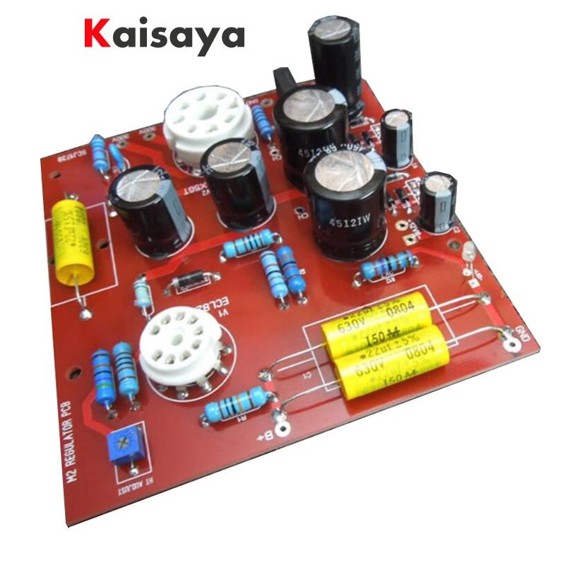 Carte amplificateur AudioNote L2 tube électronique alimentation réglable à niveau biliaire pour amplificateur hifi G4 001-in Amplificateur from Electronique    1