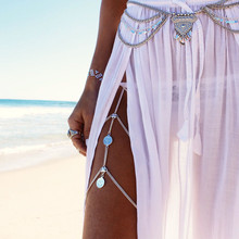 ankle bracelet for leg chain jewelry anklet tornozeleira beach anklets for women barefoot sandals wedding chaine cheville