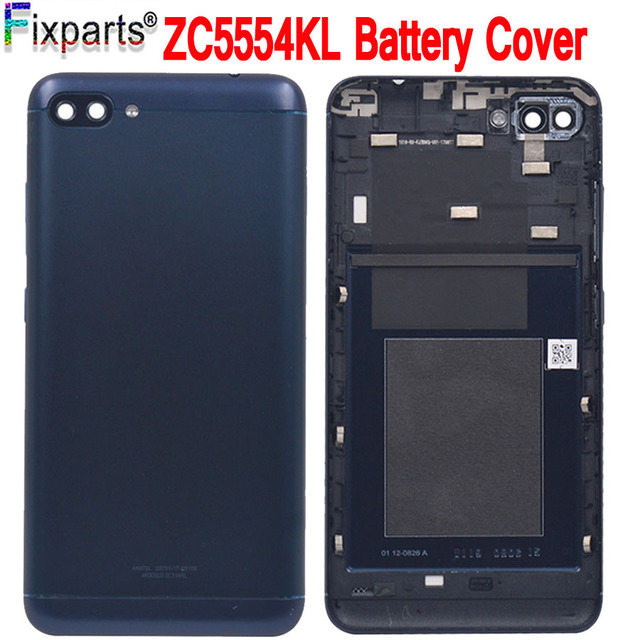 huge discount 03a20 79a67 US $9.8 |NEW For Asus Zenfone 4 Max ZC554KL Battery Door Back Cover Housing  Case For Asus Zenfone 4 Max ZC554KL Battery Cover-in Mobile Phone Housings  ...