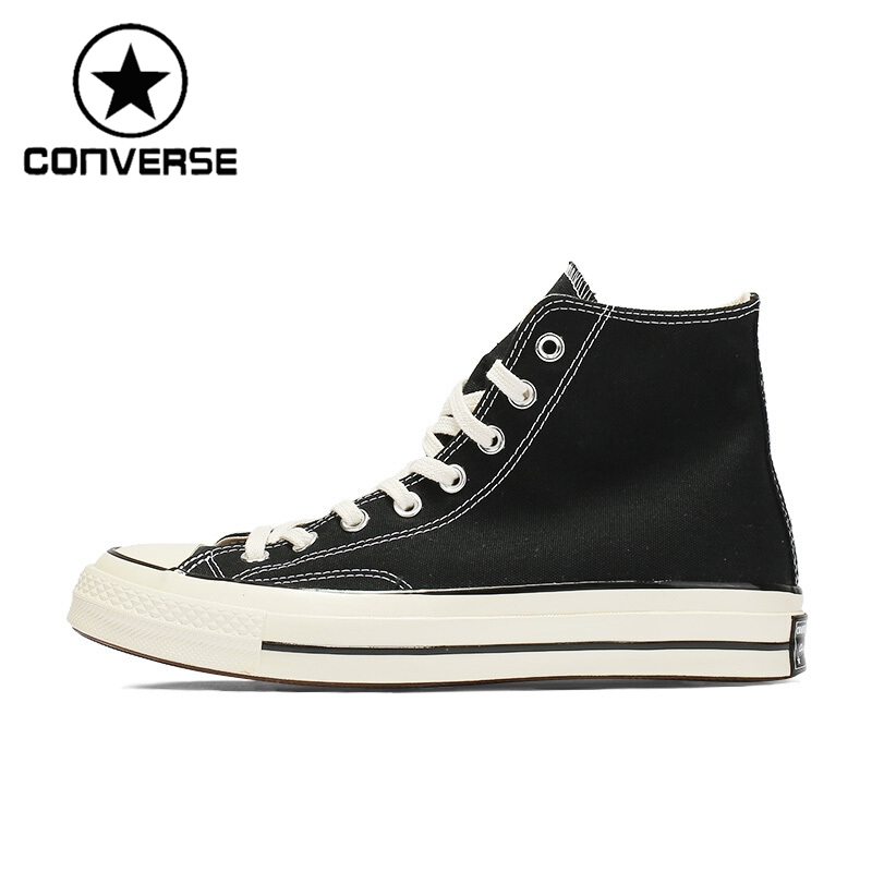 Original New Arrival 2018 Converse 1970S Unisex Skateboarding High Top Shoes Canvas  Sneakers top levi s shoes