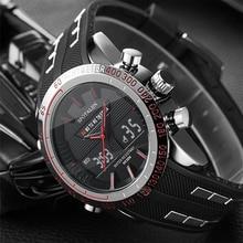 часы Мужские новые спортивные часы мужские военные наручные часы водостойкие наручные часы лучший бренд класса люкс Relogio Masculino мужские часы