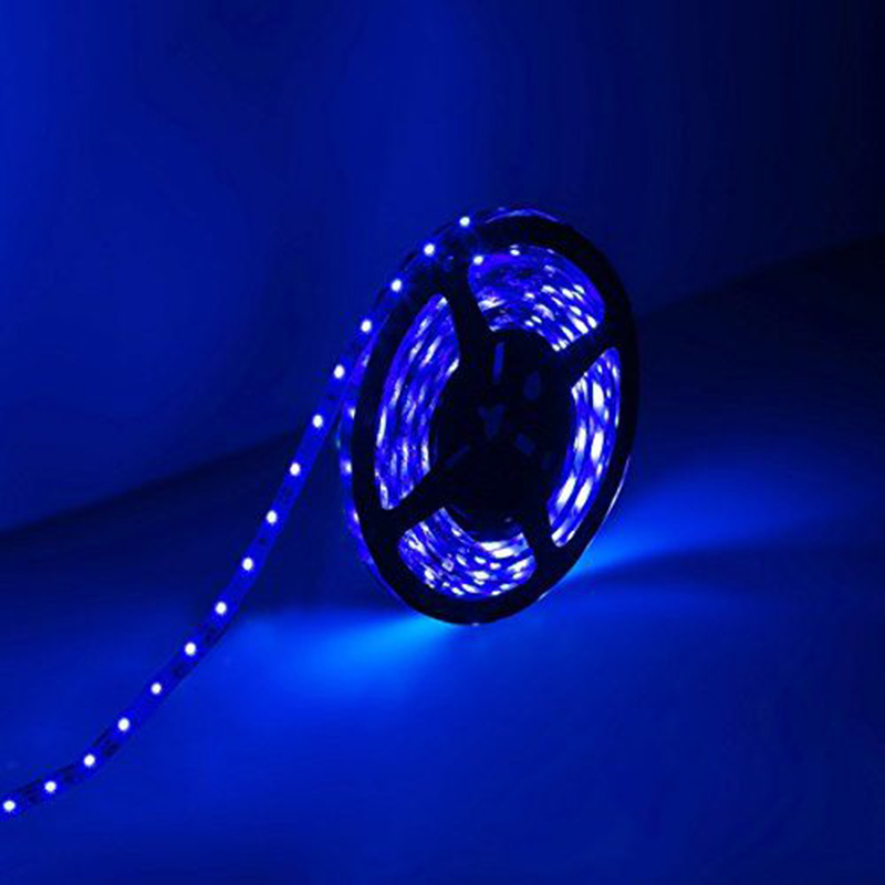 GentelWay Silicone tube waterproof IP 67 strip flexible light LED AC12V RGB tape lights 2835SMD 5M colorfull Casing tube strips in LED Strips from Lights Lighting