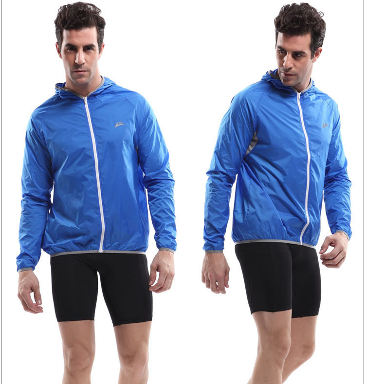Multi Function Outdoor Jacket Running Cycling Jacket Rain Jacket ...