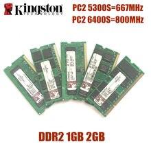 Kingston Laptop notebook 1 GB 2 GB 4 GB 8 GB 1G 2G 4G 8 GB PC2 PC3 PC3L DDR2 DDR3 667 1066 1333 1600 MHZ 5300 S 6400 S 8500 S geheugen RAM