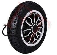 "9"" 500W 36v electric wheel hub motor   scooter dc motor  electric motor for skateboard motor you scooter motorcycle motor scooter bike -"