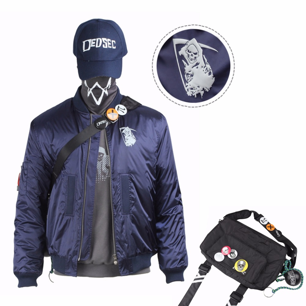 Watch Dogs  Marcus Costume