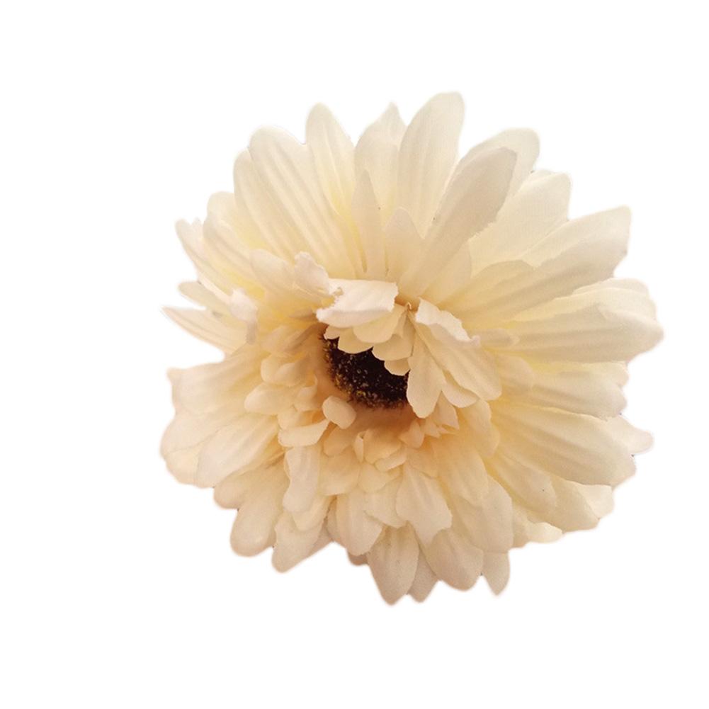unids alta calidad africana mano hacer flores de seda de la boda flowe artesana