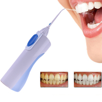 Portable Rechargeable Oral Hygiene Irrigator Smart Intelligent Whitenin Power Floss Dental Water Jet Oral Irrigator Tool