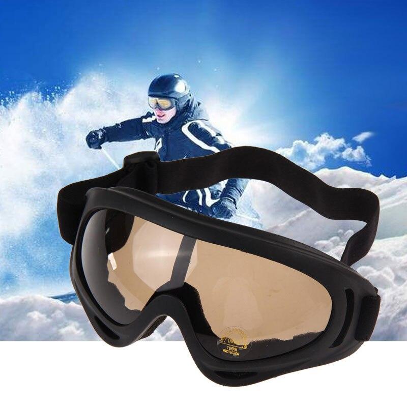Invierno Nieve Deportes Esquí Snowboard Moto de nieve Gafas antivaho - Ropa deportiva y accesorios