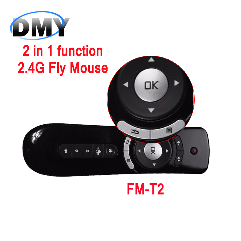 2017 Hot sale font b Mini b font Fly Air Mouse 2 4Ghz Wireless Keyboard High