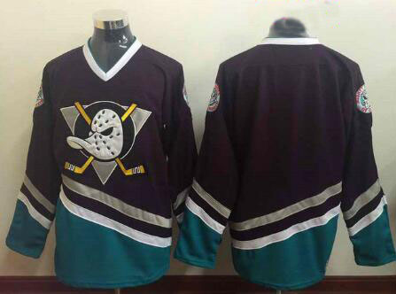 96 Charlie Conway Mighty Ducks Jersey 66 Gordon Bombay 33 Greg Goldberg 99 Adam Banks 9 Kariya 8 Selanne Movie Hockey Jerseys