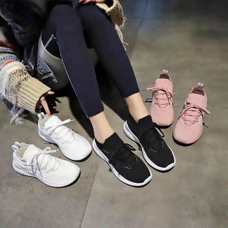 Vintage Moda Tıknaz Ayakkabı Bayan Ayakkabı Çirkin Baba Ayakkabı Tasarımcısı Beyaz rahat ayakkabılar Kadın Kalın Platformu Eğitmenler ST423